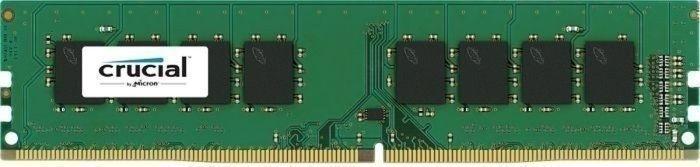Модуль памяти DDR4 4GB PC-19200 2400MHz Crucial (CT4G4DFS824A)
