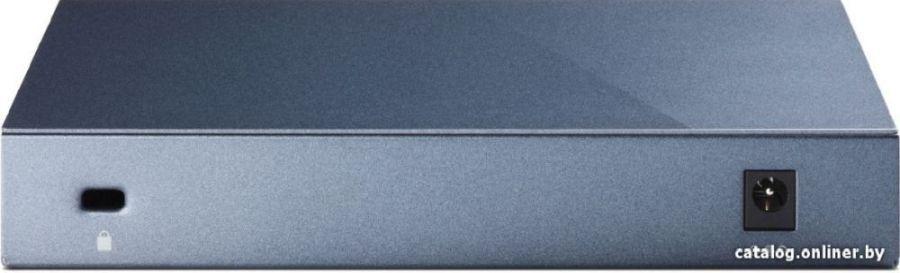 Коммутатор TP-Link (TL-SG108) 8port 10/100/1000 Mbps, корпус - сталь
