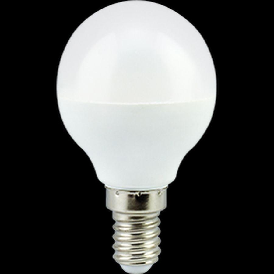 Лампа светодиодная E14, 7.0W, 4000k Ecola шар