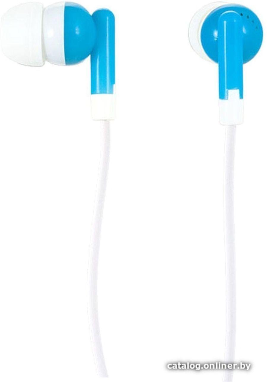 Наушники внутриканальные Perfeo (PF-NNM-BLU) синие