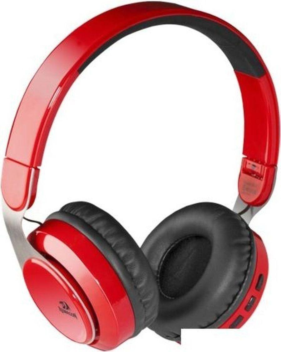 Беспроводная гарнитура Redragon Sky R красный, Bluetooth