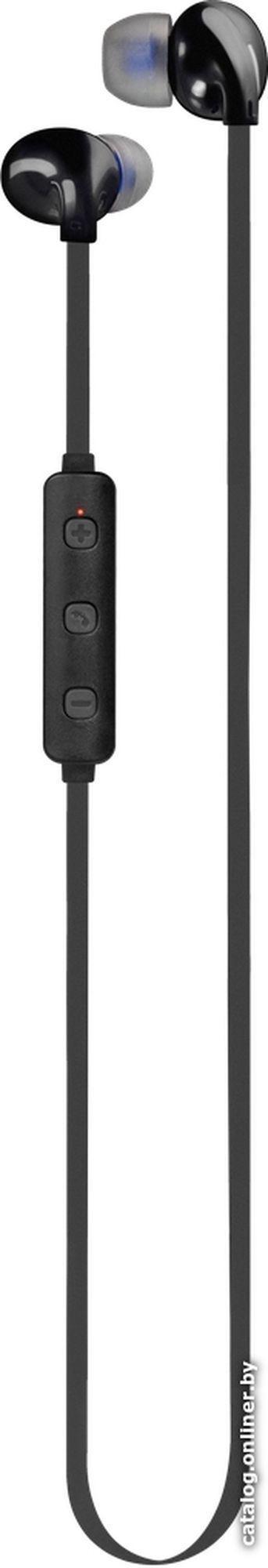 Беспроводная гарнитура Defender FreeMotion B655 черный, вставки, Bluetooth
