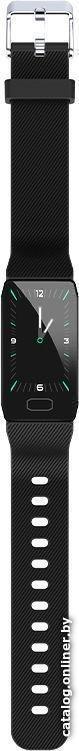 Фитнес-браслет Miru модель Q1, черный