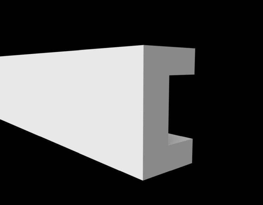 DD613/Молдинг (50x30x2000мм)/18, шт