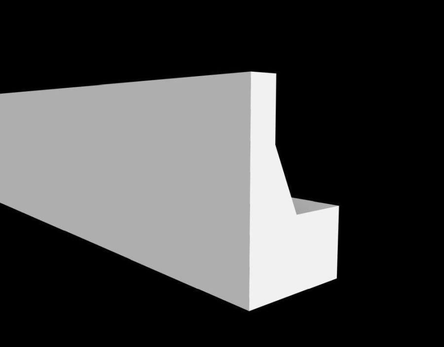 DD616/Молдинг (40x25x2000мм)/38, шт
