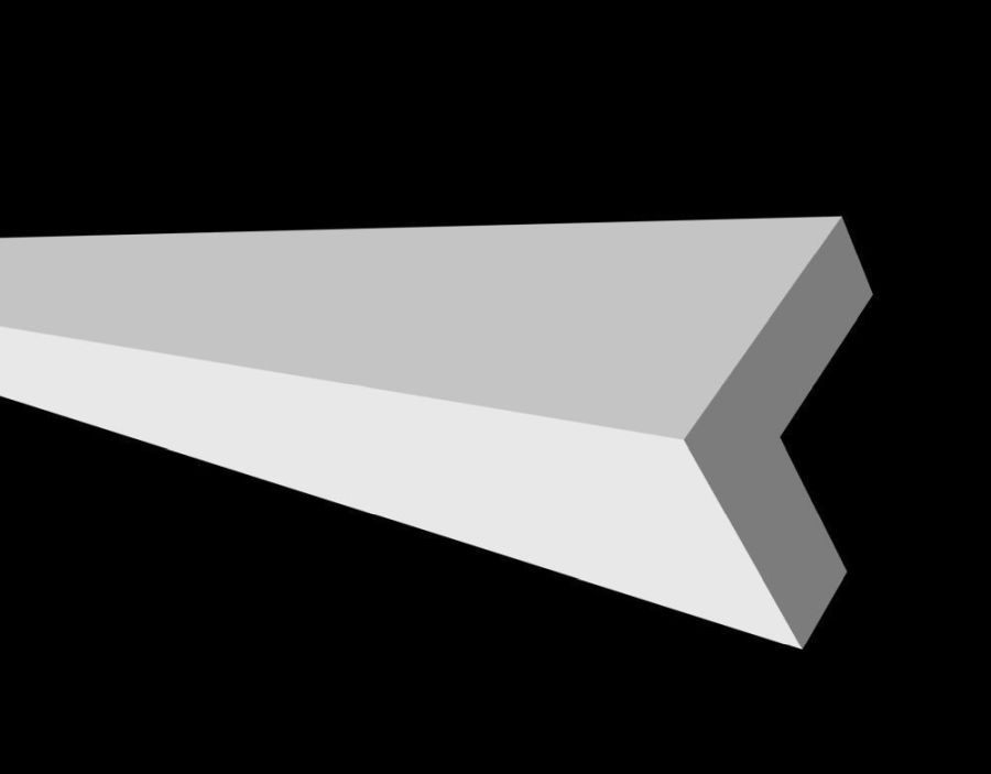 DD803/Угол (30x30x2000мм)/  36 шт