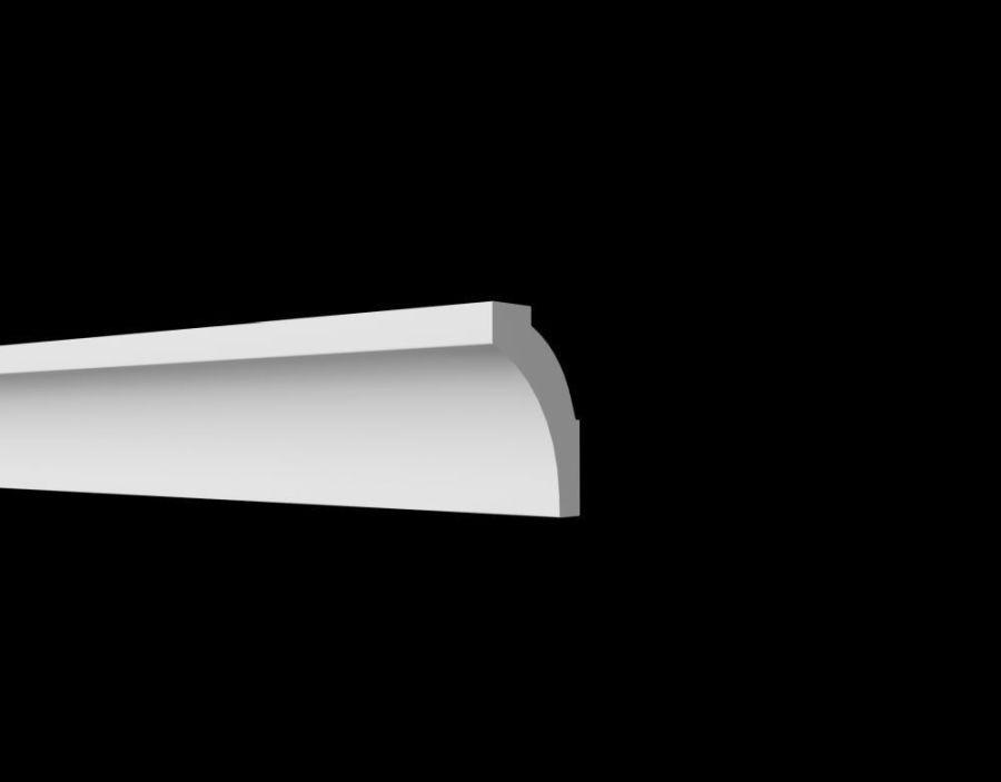 DD36/Карниз (29x20x2000мм)/72, ШТ.