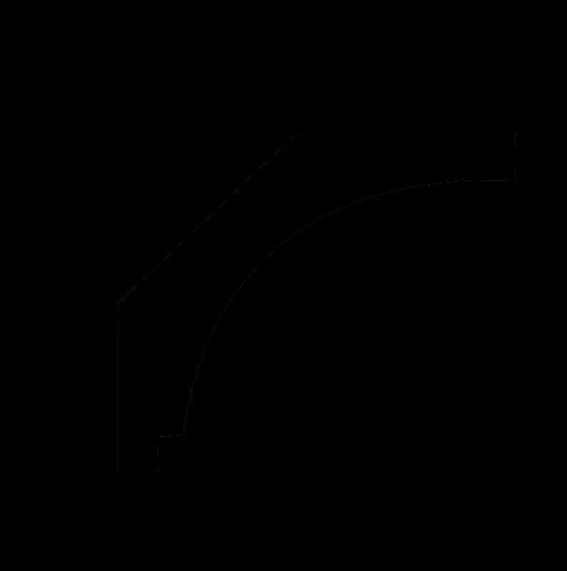 DD13/Карниз (48x40x2000мм)/30, ШТ.