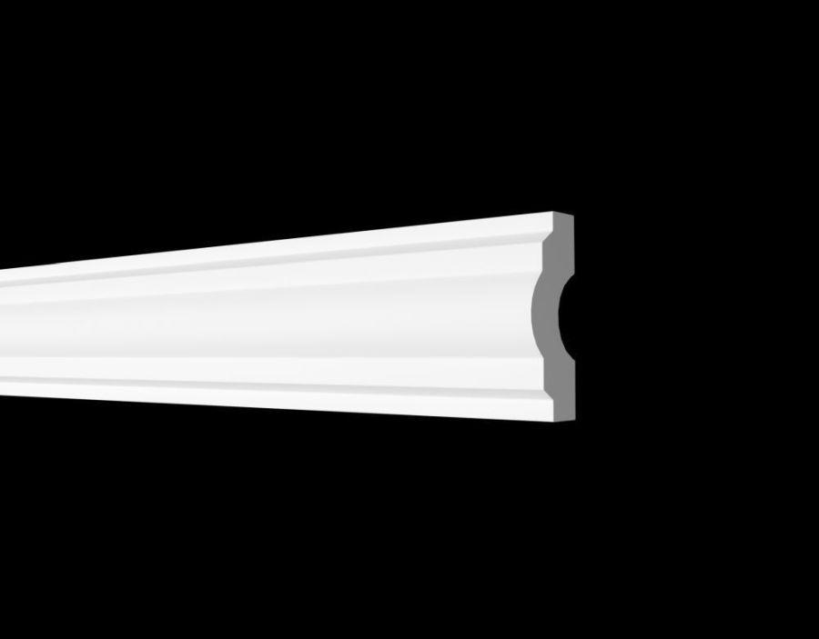 DD23/Молдинг (37x16x2000мм)/45, ШТ.