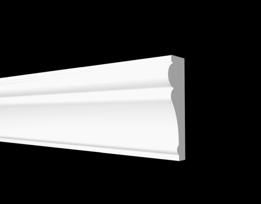 161 A/Молдинг малый (60x20x2000 мм)/24, ШТ.