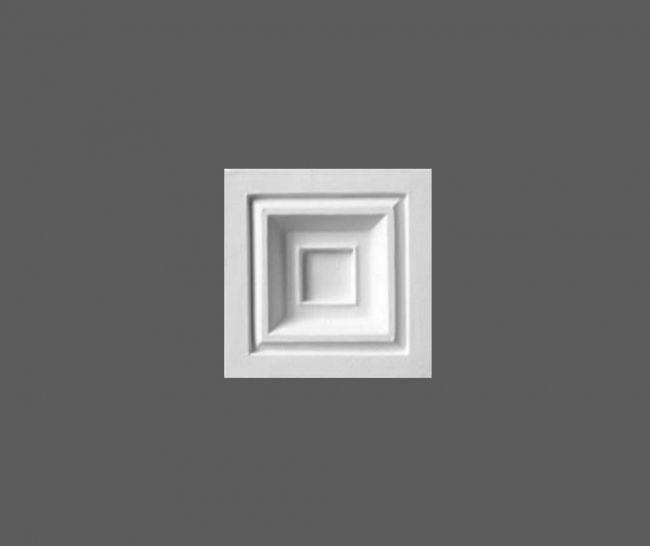 D3542 квадрат дверного обрамления (97 х 97 х 30 мм).