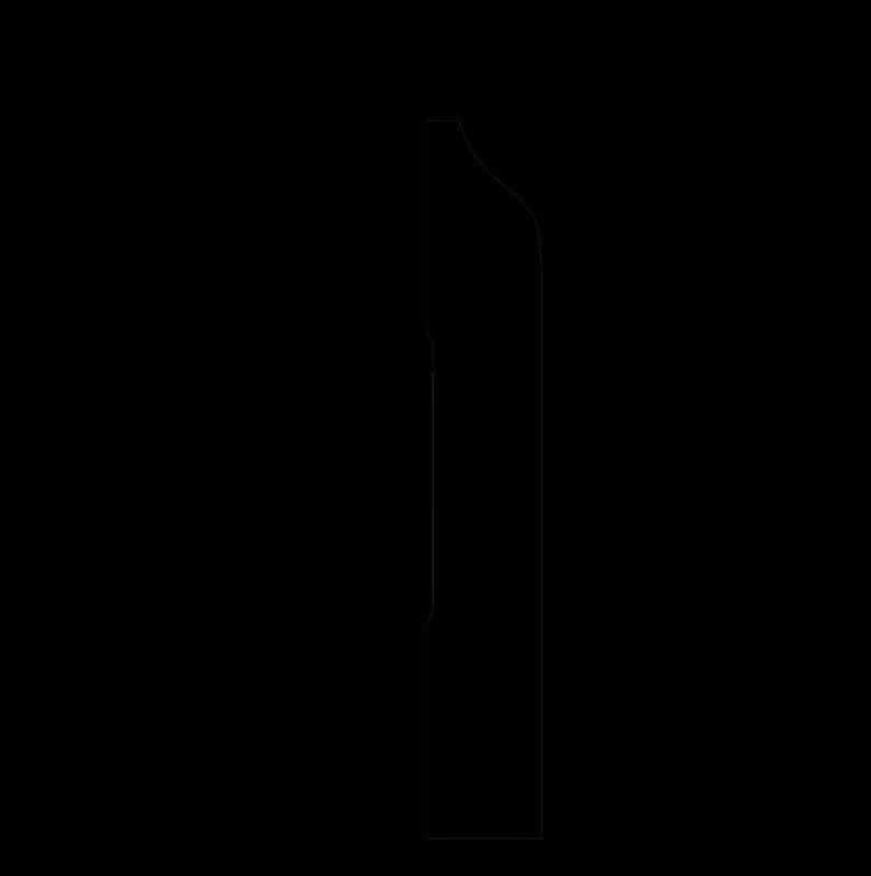 DD47/Плинтус (82x13x2000мм)/23, ШТ.