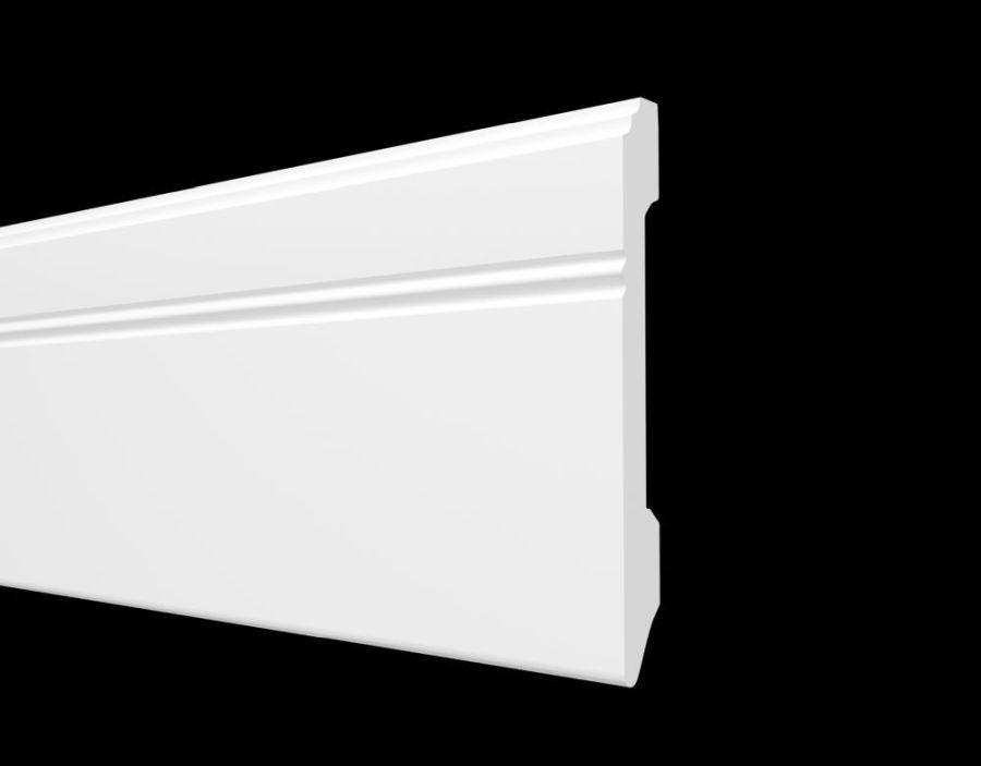 DD105/Плинтус широкий  (108x12x2000мм)/18, ШТ.