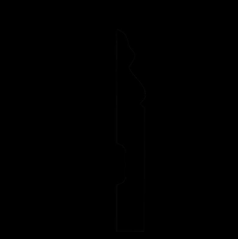 DD50/Плинтус (126x16x2000мм)/12, ШТ.