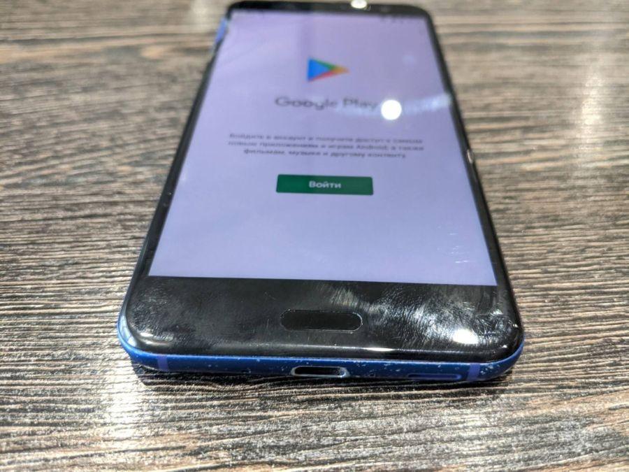 Смартфон HTC U11 4/64GB (черный)